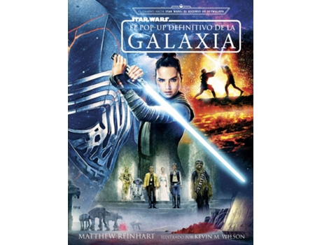 NORMA EDITORIAL - Livro Pop-Up Definitivo De La Galaxia de VVAA (Espanhol)
