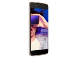 Smartphone ALCATEL Idol 4 Dual Sim Gold — Android 6.0 / 5.2'' / 4G / Octa Core 1.5 + 1.2 GHz