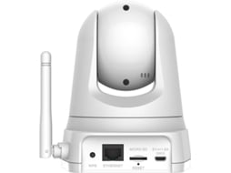 Câmara IP D-LINK DCS-5030L Branco — iOS, Android e Windows Phone | Wi-Fi