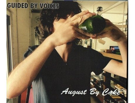 CD Guided By Voices - August By Cake