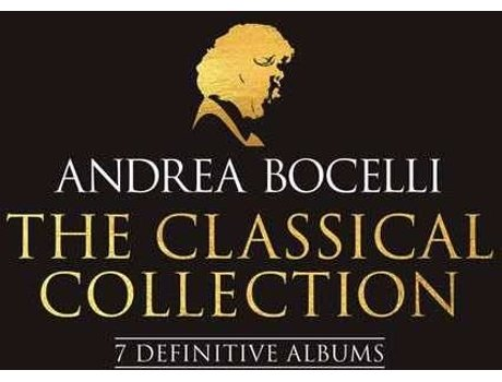 CD Andrea Bocelli - The Complete Classical Albums — Clássica
