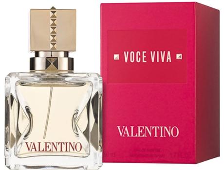 Perfume VALENTINO  Voce Viva Eau de Parfum (50 ml)