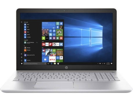 Portátil 15,6'' HP 15-CD009NP — AMD Series A | 8 GB | SSD 256 GB M.2 | AMD Radeon R5