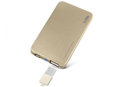 Powerbank SBS Gold Line — 2200 mAh