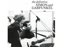 CD Simon & Garfunkel - The Definitive Simon & Garfunkel