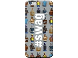 Capa BENJAMINS Insta #Swag iPhone 6, 6s — Compatibilidade: iPhone 6, 6s