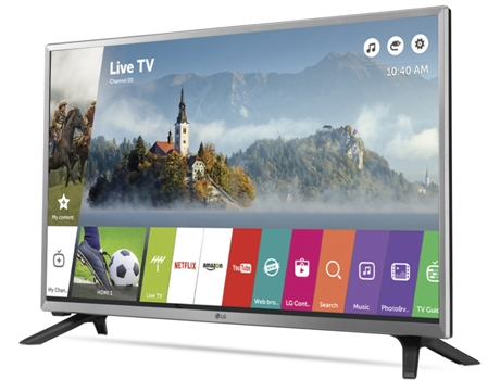 TV LED HD Ready Smart TV 32'' LG 32LJ590U — HD Ready