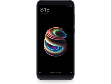 Smartphone xiaomi redmi 5 plus 64 gb preto worten smartphone xiaomi redmi 5 plus 64 gb preto stopboris Image collections
