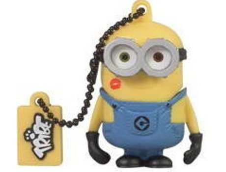Pen USB TRIBE 8GB Minions Bob Love — 8GB | USB