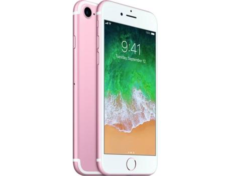 iPhone 7 Recondicionado APPLE (Grade A - 4.7   - 2 GB - 32 GB - Rosa Dourado)