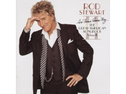 CD Rod Stewart - As Time Goes by American Songbook vol.II — Pop-Rock