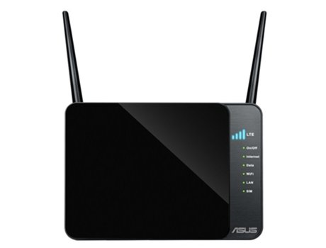 Router ASUS N300 4G-N12 — Single Band / 300 Mbps