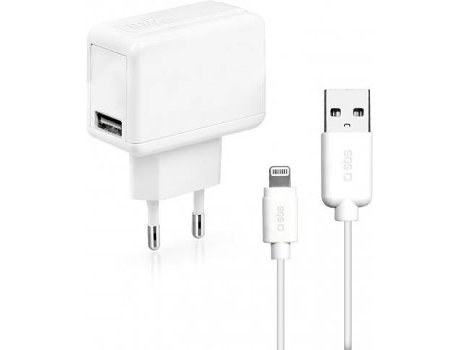 Carregador e Cabo USB Lightning — USB | iPhone