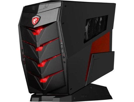Desktop Gaming MSI AEGIS-091EU — Intel Core i5 | 16 GB | 1 TB + 256 GB