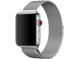 Bracelete APPLE Milanesa 42mm Stain Steel — 42mm