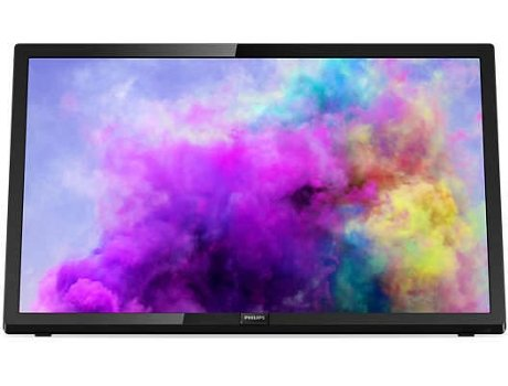 TV PHILIPS 24PFT5303 (LED - 24'' - 61 cm - Full HD) — 24'' (61 cm)