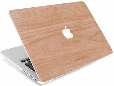 Tampa WOODCESSORIES MacBook Pro 15'' V2016 Grená — Compatibilidade: MacBook Pro 15''