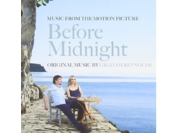 CD Graham Reynolds - Music From The Motion Picture Before Midnight