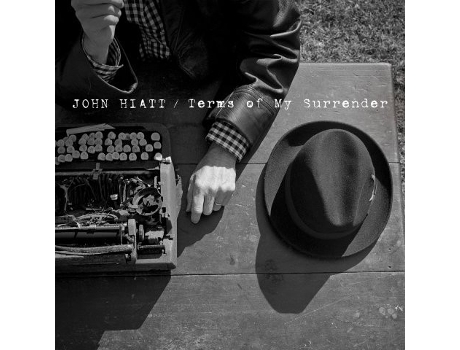 CD John Hiatt - Terms Of My Surrender