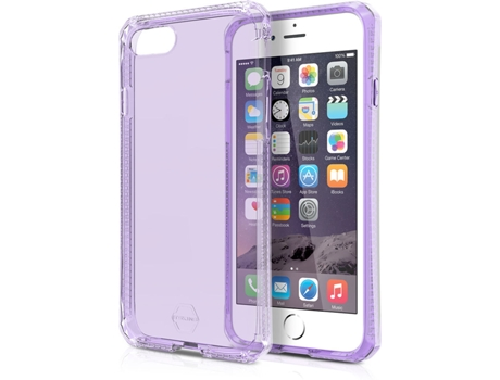 Capa ITSKINS Spectrum iPhone 7, 8 Roxo — Compatibilidade: iPhone 7, 8