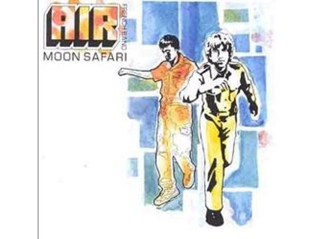 Vinil Air - Moon Safari — House / Electrónica