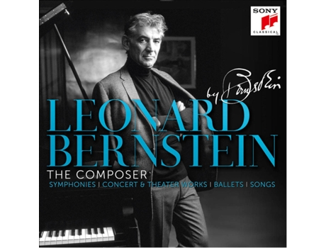 CD Leonard Bernstein - The Composer — Clássica