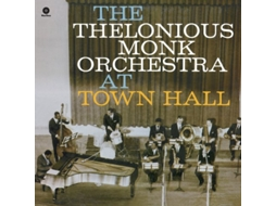 Vinil Thelonious Monk Orchestra: At Town Hall — Jazz
