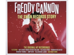 CD Freddy Cannon - The Swan Records Story
