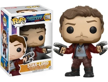 Figura Pop Funko Star Lord — Figura