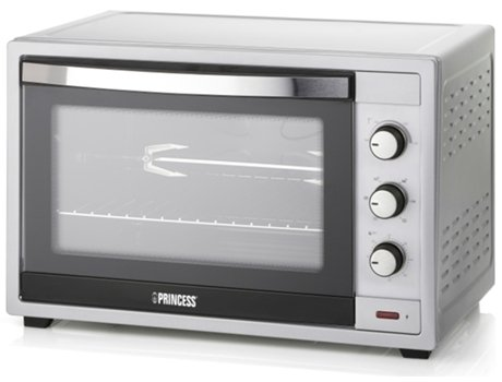 Mini Forno PRINCESS 112391 — 60 Litros / 2000 W