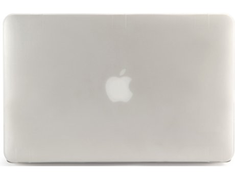 Capa TUCANO HardShell Nido MacBook Air em Transparente — Para MacBook Air até 13''