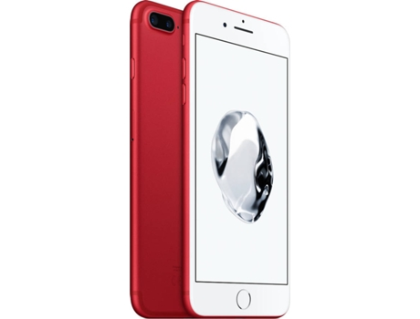 Smartphone APPLE iPhone 7 Plus 128GB Red — iOS 10 / 5,5''/ 4G LTE / A10 64 bits