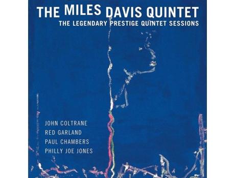 UNIVERSAL-MUSIC - Vinil 6 The Miles Davis Quintet - The Legenda (LP6)