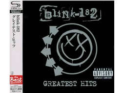 CD Blink 182 - Greatest Hits — Pop-Rock