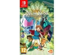 Jogo Nintendo Switch Ni No Kuni: Wrath of the White (RPG - M12)