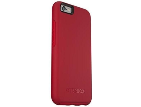 Capa iPhone 6, 6s, 7, 8 OTTERBOX Symmetry 2.0 Rosso Corsa Vermelho — Compatibilidade: iPhone 6, 6s, 7 ,8