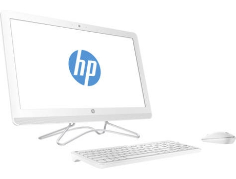 Desktop All-in-One HP 24-E000NP I3-7100U-8-1 — Intel Core i3 / 8 GB / 1 TB SATA