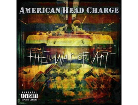 CD American Head Charge - The War of Art — Pop-Rock