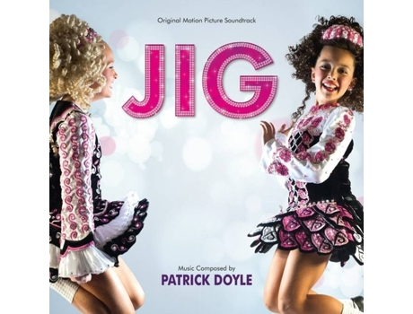 CD Doyle,Patrick - Jig (1CD)