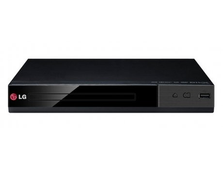 Leitor DVD LG DP132 — CD / DVD / USB / DIVX
