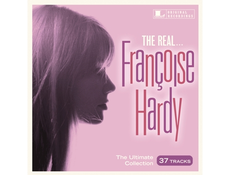 CD Françoise Hardy - The Real... Françoise Hardy — Pop-Rock