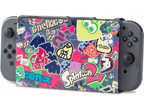 Bolsa POWER A Hybrid Splatoon — Compatibilidade: Nintendo Switch