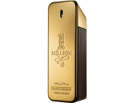Perfume PACO RABANNE 1 Million Fragrance 100ml (Eau de toilette)
