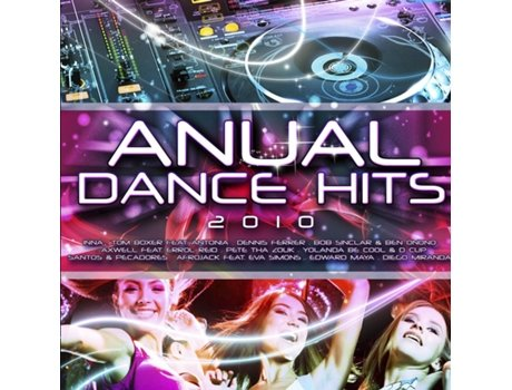 Cd v rios anual dance hits 2010 for House hits 88