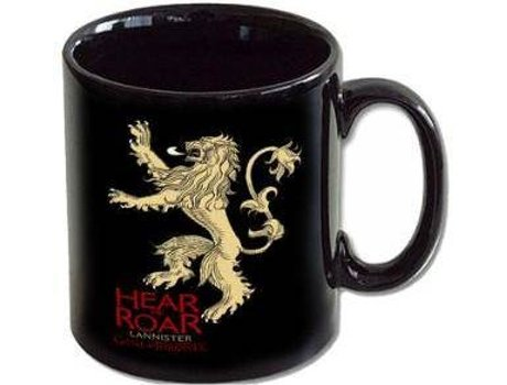 Caneca GAME OF THRONES Lannister: Hear Me Roar — Game of Thrones