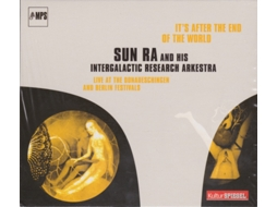 CD Sun Ra And His Intergalactic Research Arkestra - It's After The End Of The World