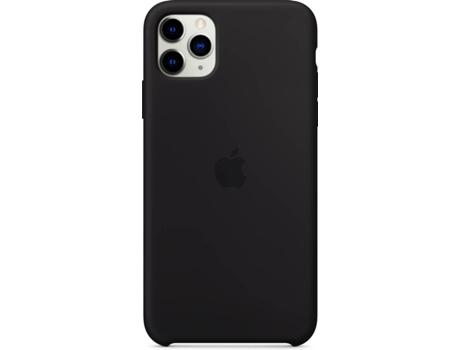 Capa APPLE iPhone 11 Pro Max Silicone Preto | [7016790 ]