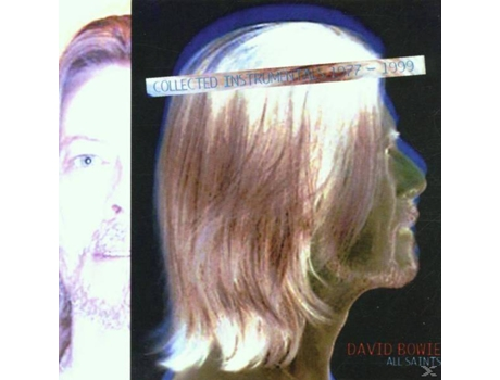 CD David Bowie - All Saints: Collected Instrumentals — Pop-Rock