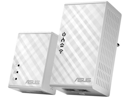 Kit Power Lines 500Mbit/s Ethernet LAN Wi-Fi - ASUS PL-N12