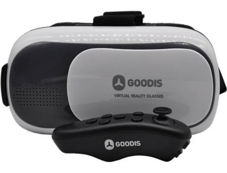 Óculos Realidade Virtual GOODIS com Comando   Worten.pt 181080c1a8